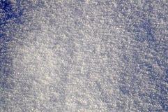 Superficie de la nieve Fotos de archivo libres de regalías