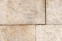 Superficie de la pared de piedra imágenes de archivo libres de regalías