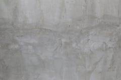 Superficie de la pared pulida del cemento Imágenes de archivo libres de regalías