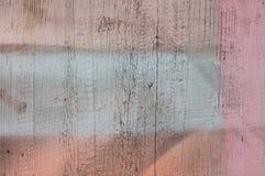 Superficie de madera colorida pintada Fotografía de archivo libre de regalías