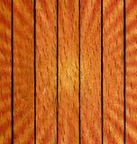 Superficie de madera de una tarjeta Foto de archivo