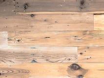 Superficie de madera en el piso Imagenes de archivo
