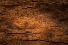 Superficie de madera de la textura de la pared del vintage fotos de archivo libres de regalías