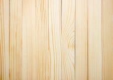 Superficie de madera ligera del fondo de la textura Textura natural Imágenes de archivo libres de regalías