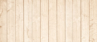 Superficie de madera marrón clara de los tablones, de la pared, de la tabla, del techo o del piso Textura de madera Imágenes de archivo libres de regalías
