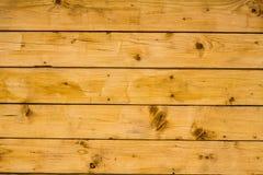 Superficie de madera marrón clara de los tablones, de la pared, de la tabla, del techo o del piso Fotografía de archivo