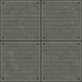 Superficie de metal Foto de archivo