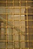 Superficie de metal como modelo de la textura del fondo Imagen de archivo libre de regalías