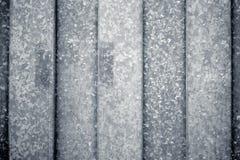 Superficie de metal estructurada Fotografía de archivo