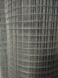 Superficie de rejilla de acero Fotografía de archivo libre de regalías