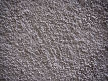 Superficie de una pared gris como textura Fotografía de archivo libre de regalías