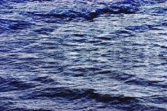 Superficie del agua Imagenes de archivo
