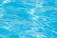 Superficie del agua Foto de archivo libre de regalías