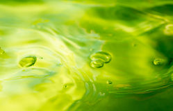 Superficie del agua. Imagenes de archivo