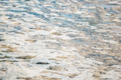 Superficie del agua del lago Imagenes de archivo
