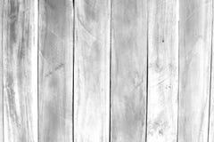Superficie del bianco sporco, alta esposizione chiave, fondo di legno del pannello Fotografia Stock