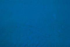 Superficie del blu Fotografie Stock