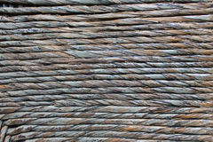 Superficie del fondo del dettaglio delle corde Immagine Stock Libera da Diritti