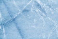 Superficie del ghiaccio Fotografie Stock Libere da Diritti
