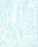 Superficie del hielo Fotografía de archivo