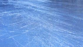 Superficie del hielo Imágenes de archivo libres de regalías