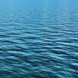 Superficie del mar Fotos de archivo libres de regalías