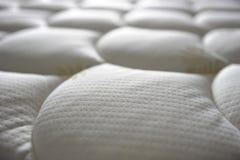 Superficie del materasso Fotografie Stock Libere da Diritti