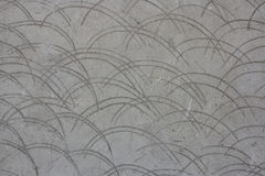 Superficie del muro de cemento gris para el fondo Foto de archivo