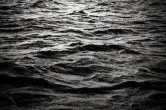 Superficie del océano Fotos de archivo libres de regalías