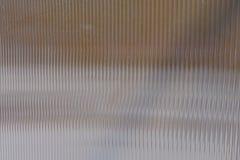 Superficie del policarbonato immagini stock libere da diritti