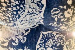 Superficie del tappeto persiano Fotografie Stock