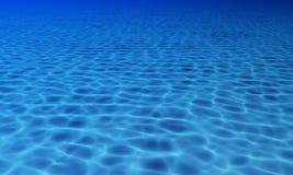 Superficie dell'acqua. Immagine Stock Libera da Diritti