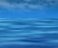 Superficie dell'acqua immagine stock