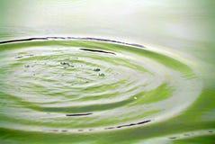 Superficie dell'acqua Fotografia Stock