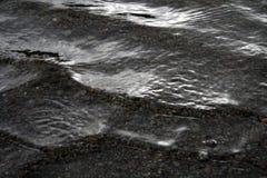 Superficie dell'acqua Fotografie Stock