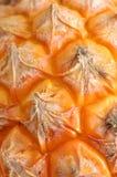 Superficie dell'ananas Fotografia Stock