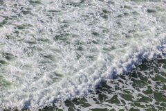 Superficie dell'oceano Immagine Stock