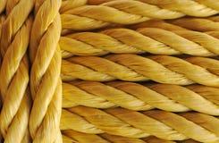 Superficie della corda Fotografie Stock Libere da Diritti