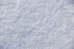 Superficie della neve Fotografie Stock Libere da Diritti