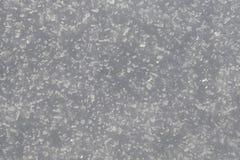 Superficie della neve Immagine Stock