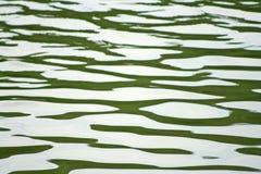 Superficie delle onde del lago immagine stock