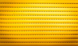 Superficie di acciaio inossidabile con un reticolo bianco Fotografia Stock