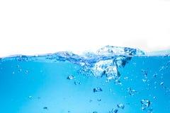Superficie di acqua Immagine Stock Libera da Diritti