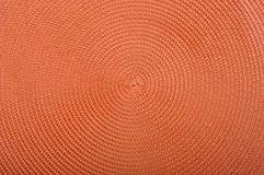 Superficie di intertexture dell'erba arancione Fotografia Stock Libera da Diritti