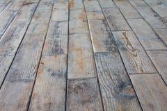 Superficie di legno Fotografia Stock