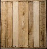 Superficie di legno delle plance Fotografia Stock
