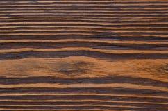 Superficie di legno di colore marrone Fotografia Stock
