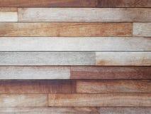 Superficie di legno marrone chiaro del modello fotografia stock