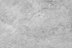 Superficie di lusso bianca del marmo, struttura dettagliata di in bianco e nero di marmo per progettazione Immagini Stock Libere da Diritti