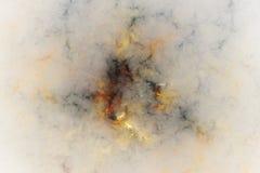 Superficie di marmo ardente Immagini Stock Libere da Diritti